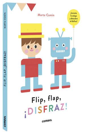 ¡FLIP, FLAP, ¡DISFRAZ!