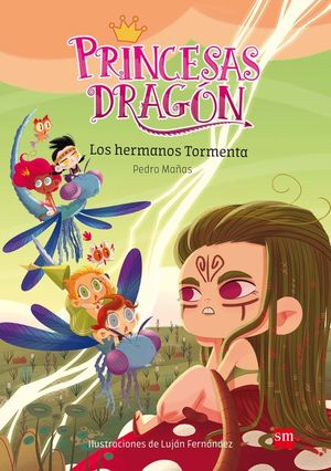 PRINCESAS DRAGON 5: LOS HERMANOS TORMENTA