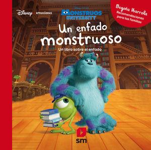 UN ENFADO MONSTRUOSO (MONSTRUOS UNIVERSITY)