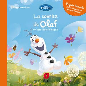 LA SONRISA DE OLAF (FROZEN)