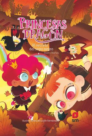 PRINCESAS DRAGON 7: EL SECRETO DEL SAPO NEGRO