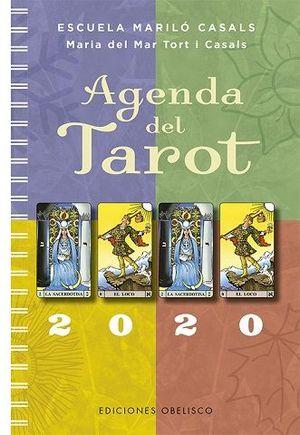 AGENDA DEL TAROT 2020