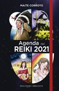 AGENDA DEL REIKI 2021