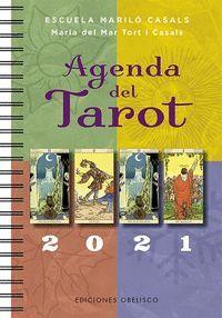 AGENDA DEL TAROT 2021