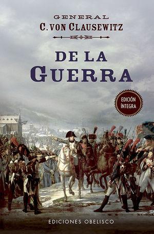 DE LA GUERRA (EDICION INTEGRA)