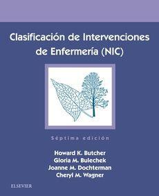 CLASIFICACIÓN DE INTERVENCIONES DE ENFERMERÍA