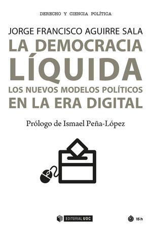 DEMOCRACIA LIQUIDA