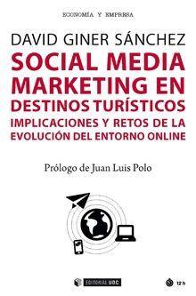 SOCIAL MEDIA MARKETING EN DESTINOS TURISTICOS