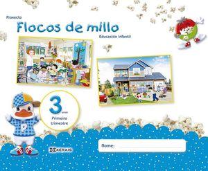 FLOCOS DE MILLO 3 ANOS 3ºTRIMESTRE
