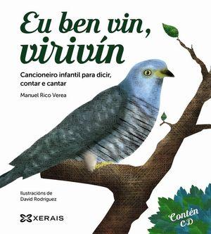 EU BEN VIN, VIRIVÍN (CONTÉN CD)
