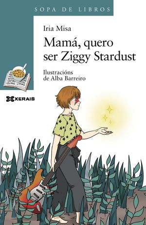 MAMÁ, QUERO SER ZIGGY STARDUST