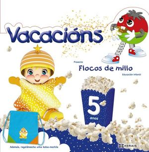 FLOCOS DE MILLO VACACIÓNS 5 ANOS