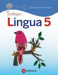 LINGUA 5PRIM TECELINGUA GAL