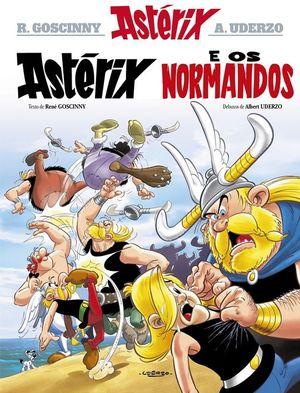 ASTERIX 9: ASTERIX E OS NORMANDOS