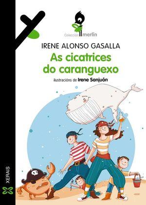 AS CICATRICES DO CARANGUEXO