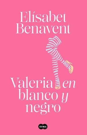 VALERIA 3. VALERIA EN BLANCO Y NEGRO
