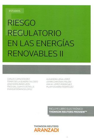 RIESGO REGULATORIO II