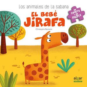 EL BEBE JIRAFA