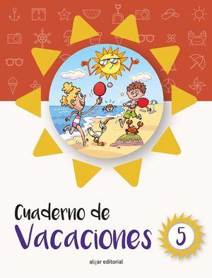 CUADERNO DE VACACIONES PRIMARIA 5