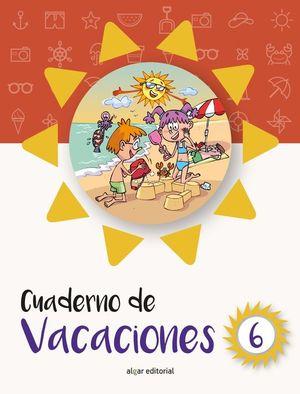 CUADERNO DE VACACIONES PRIMARIA 6