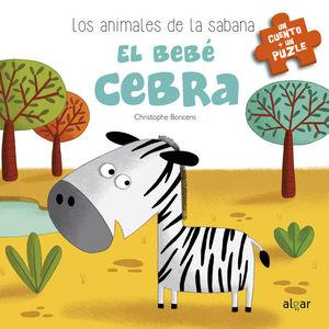 EL BEBE� CEBRA (UN CUENTO + UN PUZLE)