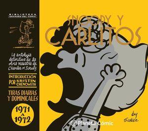 SNOOPY Y CARLITOS 1971-1972 Nº 11/25