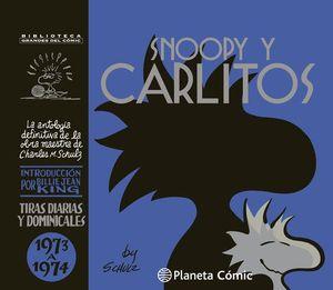 SNOOPY Y CARLITOS 1973-1974 Nº 12/25