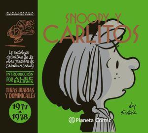 SNOOPY Y CARLITOS 1977-1978 Nº 14/25