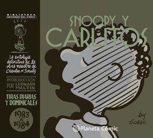 SNOOPY Y CARLITOS 1983-1984 N�/25