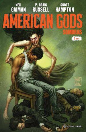 AMERICAN GODS SOMBRAS Nº 6 DE 9