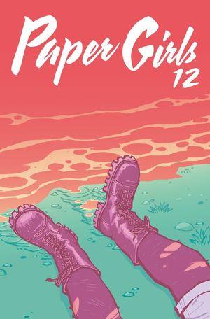PAPER GIRLS Nº 12