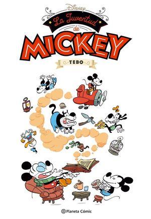 LA JUVENTUD DE MICKEY
