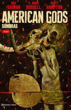 AMERICAN GODS SOMBRAS Nº 1 DE 9