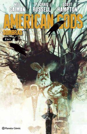 AMERICAN GODS SOMBRAS Nº 2 DE 9