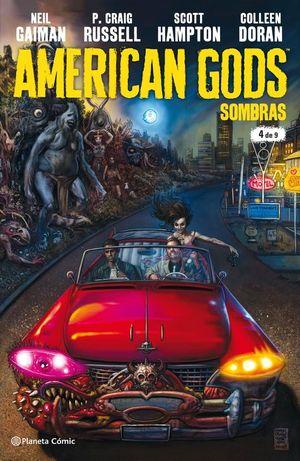 AMERICAN GODS SOMBRAS Nº 4 DE 9