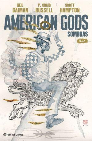 AMERICAN GODS SOMBRAS Nº 5 DE 9