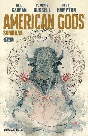 AMERICAN GODS SOMBRAS Nº 7 DE 9