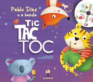 TIC TAC TOC (CONTEN CD)