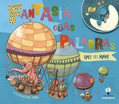 FANTASIA COAS PALABRAS (CONTÉN CD)