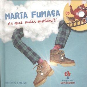 MARÍA FUMASA: AS QUE MAIS MOLAN (CONTÉN CD)