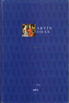 MARTIN CODAX. CANTIGAS (CON CD)