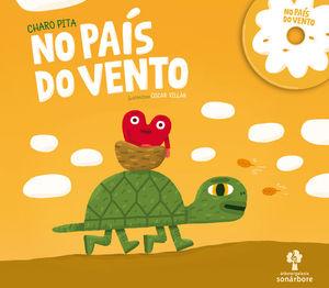 NO PAIS DO VENTO (CONTÉN CD)