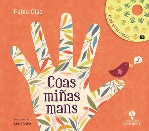 COAS MIÑAS MANS (CONTÉN CD)
