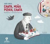 CANTA, MIÑA PEDRA, CANTA (INCLÚE CD)