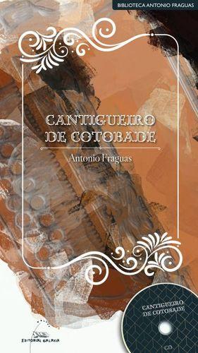 CANTIGUEIRO DE COTOBADE (CON CD)