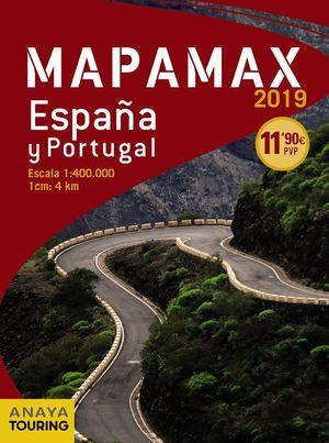 MAPAMAX ESPAÑA - PORTUGAL 2019