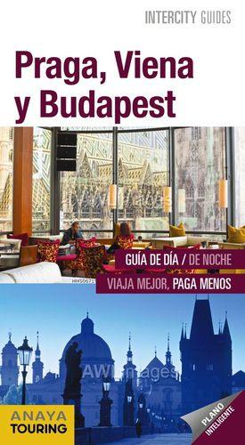 PRAGA, VIENA Y BUDAPEST INTERCITY GUIDES