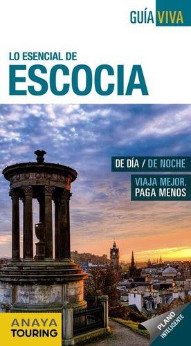 ESCOCIA GUIA VIVA. LO ESENCIAL DE...