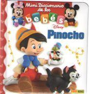 PINOCHO - MINI DICCIONARIO DE LOS BEBES DISNEY