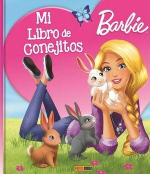BARBIE, MI LIBRO DE CONEJITOS